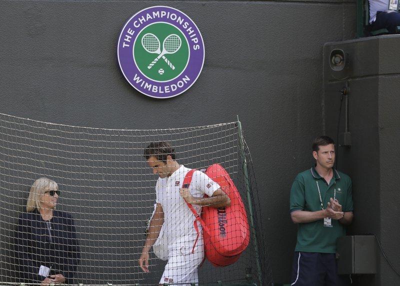 Upset Alert ! - Roger Federer dumped out of Wimbledon Quarterfinals