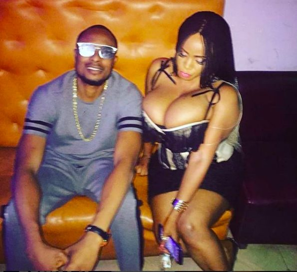 Should I make a move on Faze? – Cossy Orjiakor says as she flaunts boobs in his face