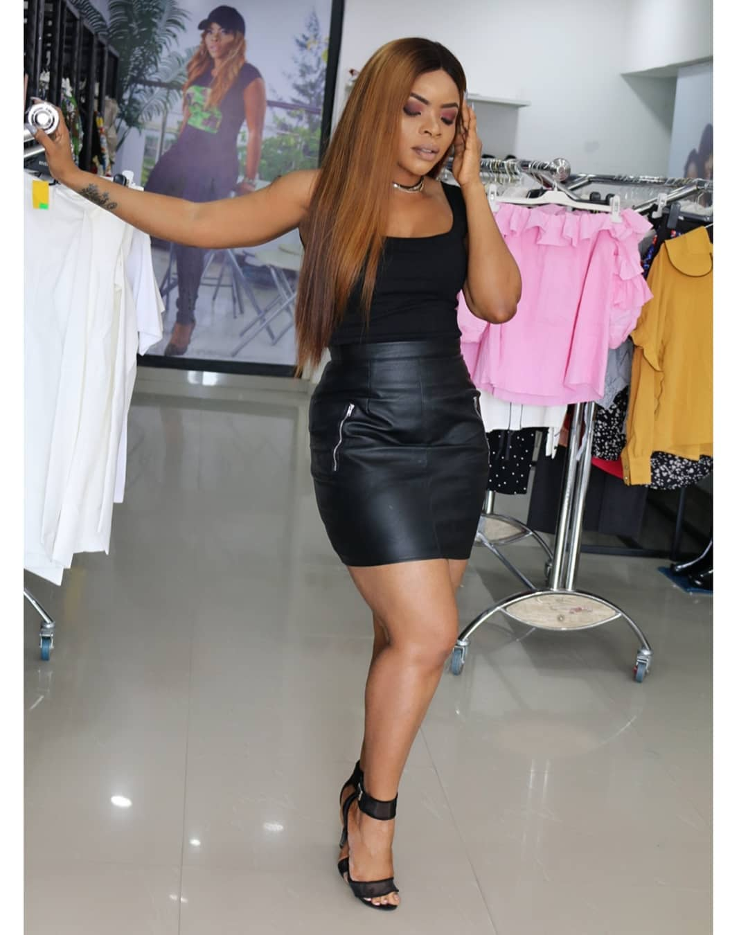 Fashion Icon, Laura Ikeji Apologizes After 'lying' She Doesn't Repeat Clothes