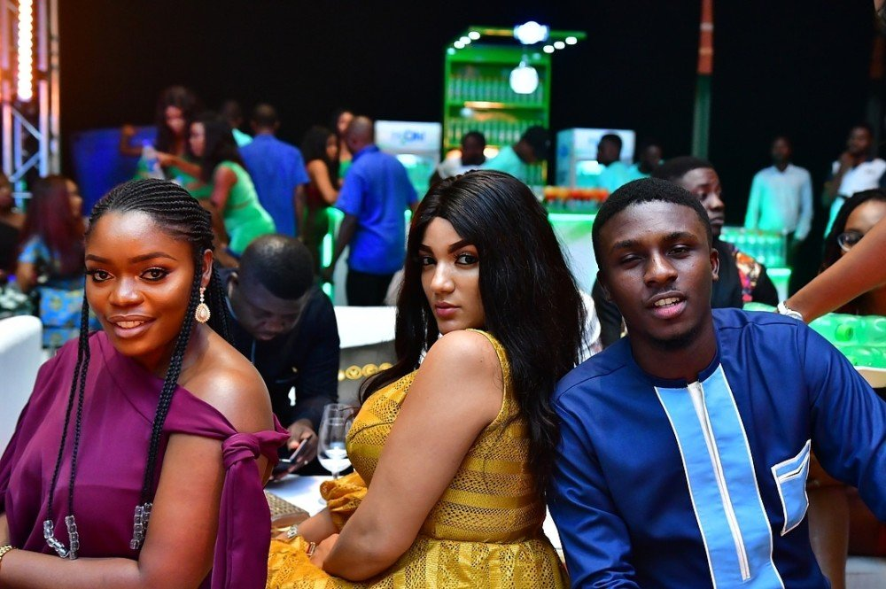 Adesua Etomi, Linda Ejiorfor, Others Turn Up For The AMVCA Nominees Cocktail Party