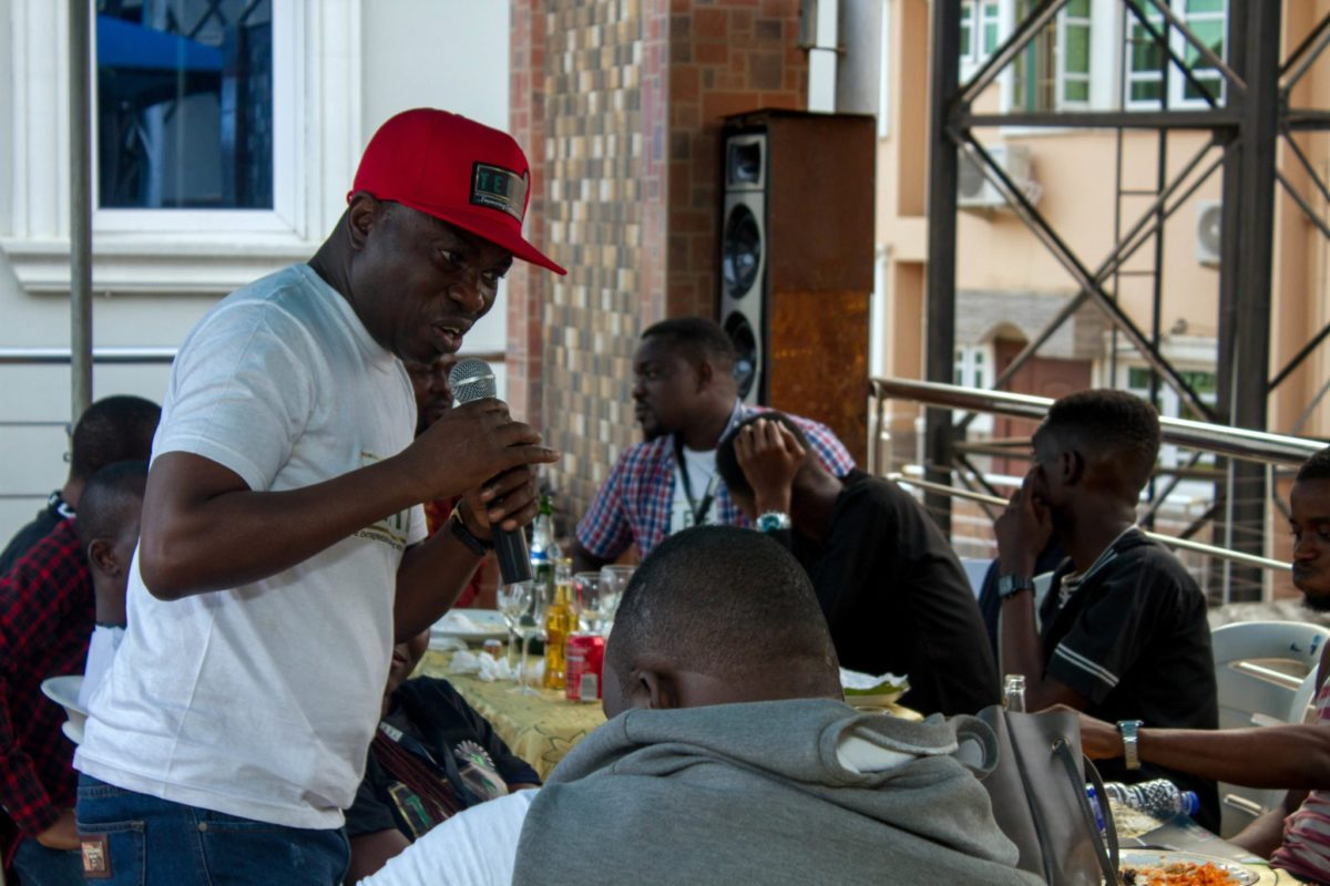 Photos from Nigeria's Bloggers Hangout with The Entrepreneur And Empowerment Initiative Of Nigeria ((Teeinigeria)