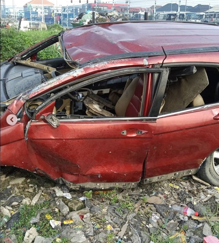 Djinee Involved in Ghastly Car Accident