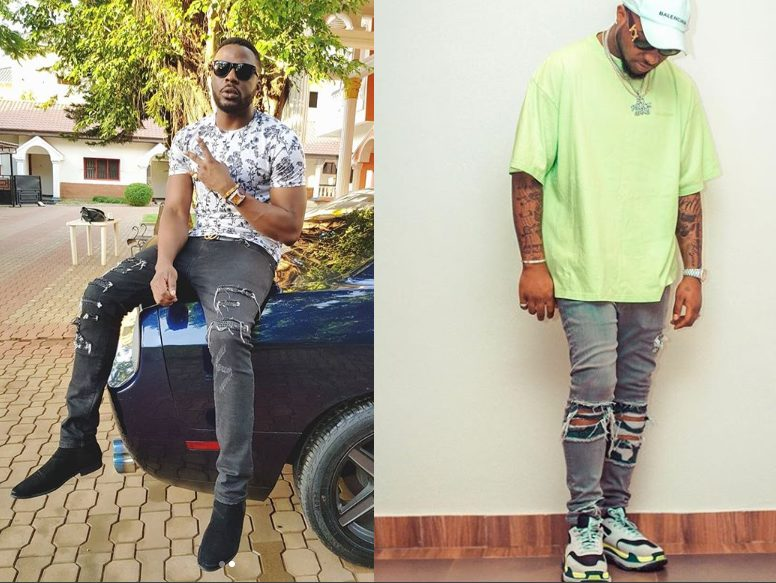 Without me you won't have any hits-Record label exec blast Davido over Peruzzi