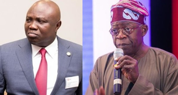 'I have forgiven Ambode but my supporters don't want his 2nd term' – Tinubu