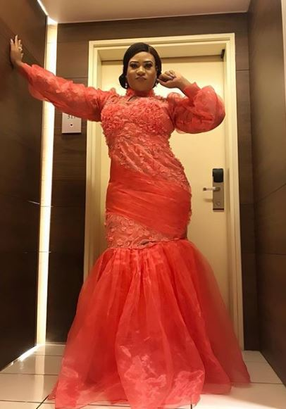 """""""They Hate My Amvca Dress Because It Didn't Show My Breasts"""" – Nkechi Blessing"""