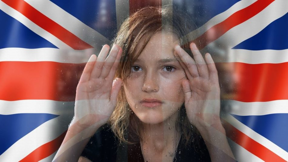 White British girl held prisoner by Muslim grooming gang for 12 years and forced to have 8 abortions
