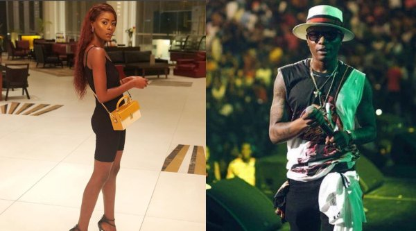 Khloe slams Wizkid for shading his first two babymamas, calling them hungry hoes