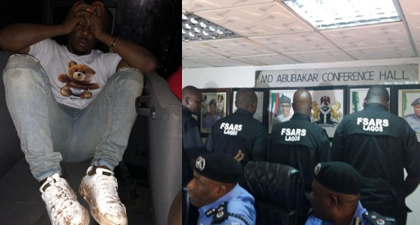 Rapper Zoro escapes being killed by Rivers State SARS operatives