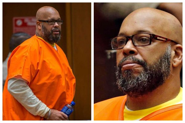 Gangster Suge Knight sentenced to 28 years in jail after admitting manslaughter
