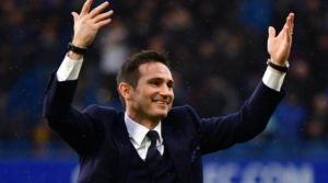 Lampard Awaits Mourinho League Cup clash