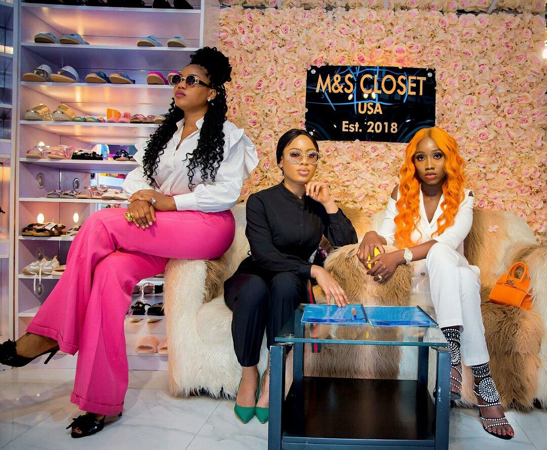 BBNaija Nina sign new endorsement deal with M&S closet USA