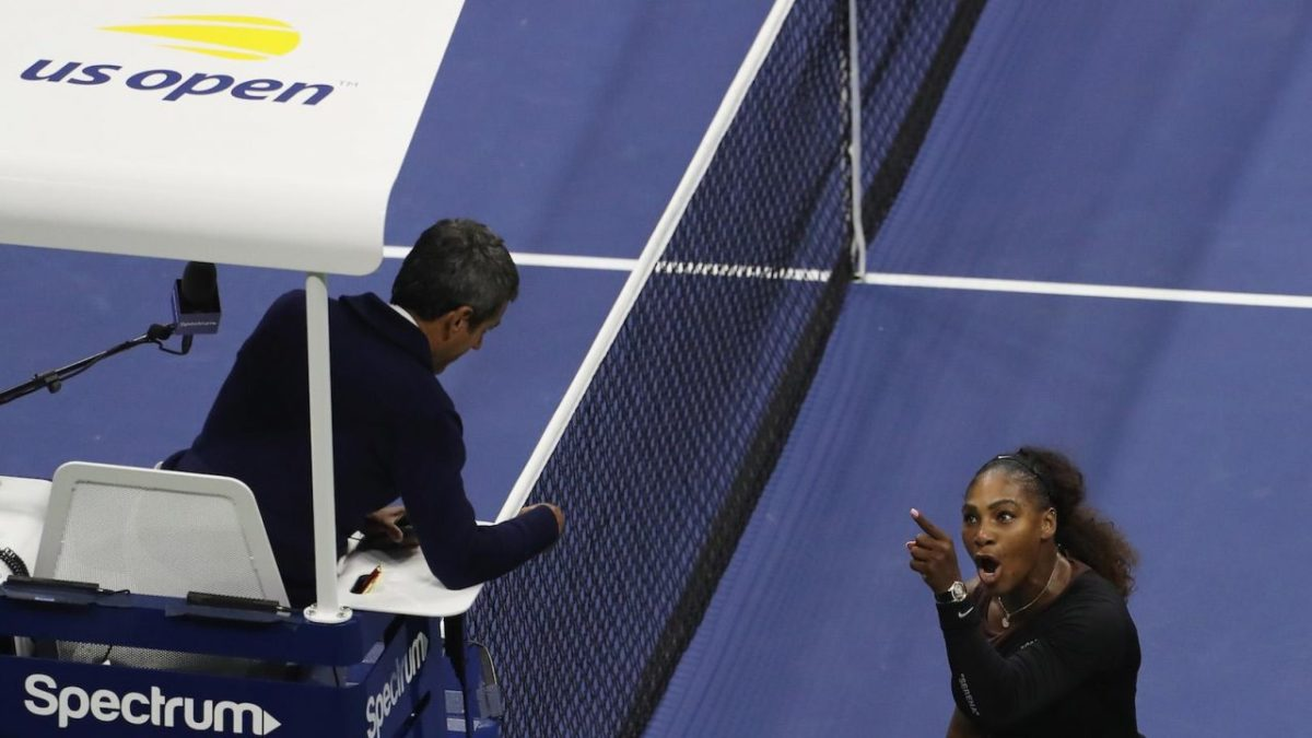 Serena Williams Finally Breaks Silence On Umpire Sexism Row In US Open Final