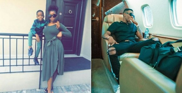 Nigerians slam Wizkid after his first babymama shares heartbreaking chats