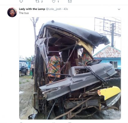 18 Corps members allegedly die in accident at Mowe lailasnews 2