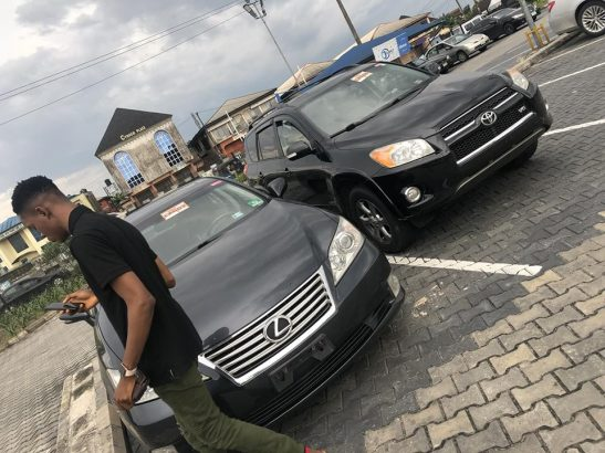 19 year old Nigerian female blogger buys 2 cars for her parents lailasnews 2