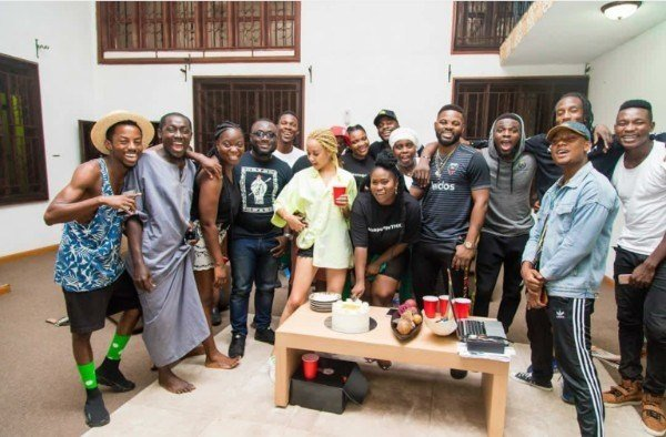 Check Out Photos From Lydia Forson's Birthday Party