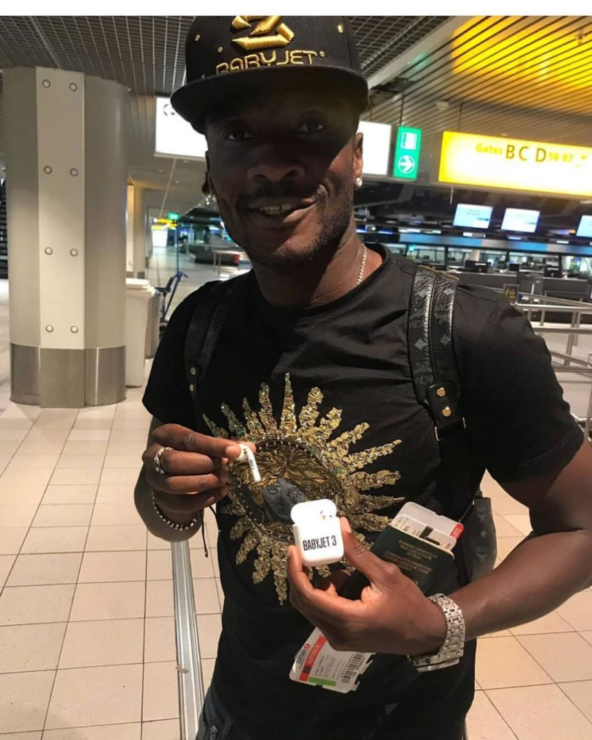 Asamoah Gyan Files For Divorce Says His Three Children Are Not His, Demands For DNA Test