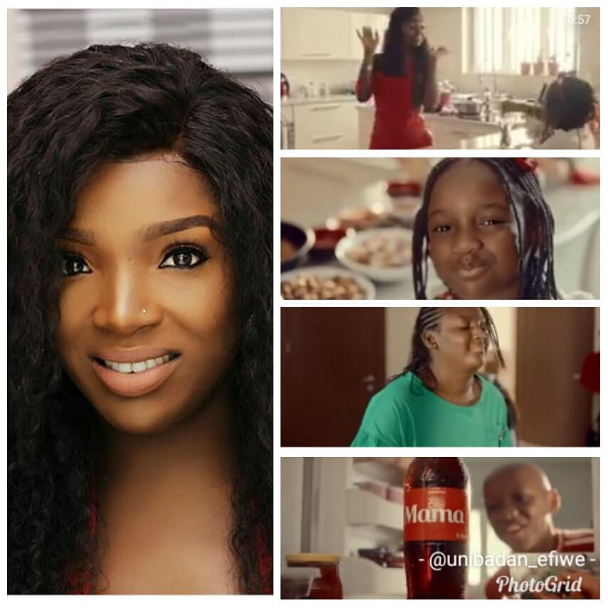 The Idibias Become First Brand Ambassadors For Coca Cola In Nigeria