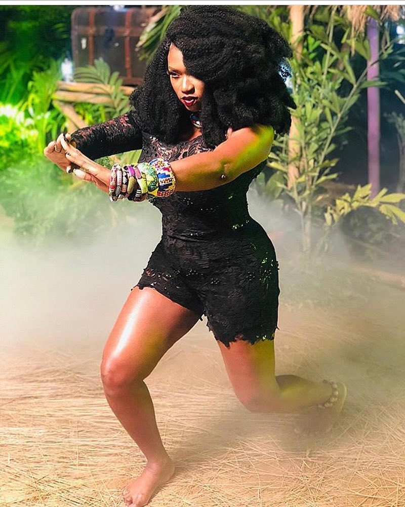 Waje - Stop Asking Me How It Feels Being A Single Mother
