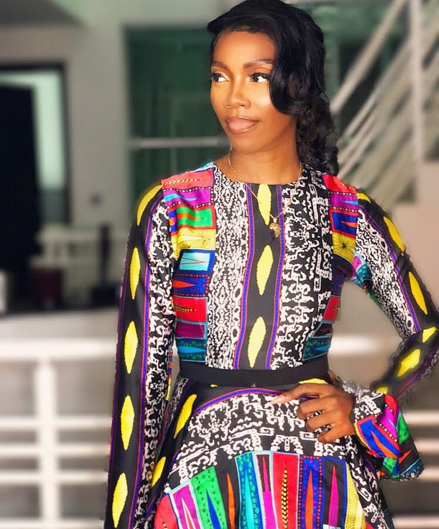 Tiwa Savage gives relationship advise amidst Fever Video controversy