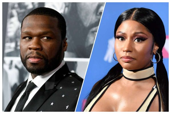50 Cent releases evidence Nicki Minaj turned down Steve Madden's offer
