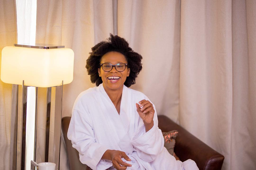 I Removed My Womb To Live A Normal Life - Actress Nse Ikpe-etim reveals