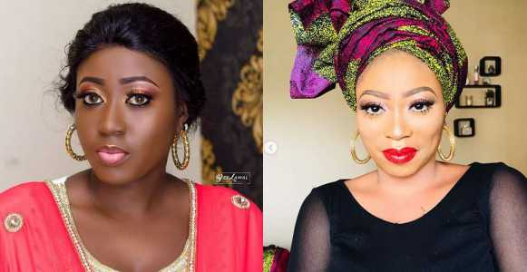 Actress Kemi Taofeek shades her colleague for trying to snatch her boyfriend