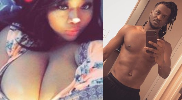Busty lady claims she f*cked Paul Okoye in her dream, he reacts