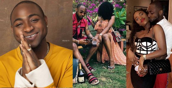 """""""God punish u ! See u in court bitch""""- Davido reacts to news of his break up"""
