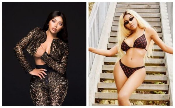 Cameroonian Singer, Dencia shares her breast lump removal story