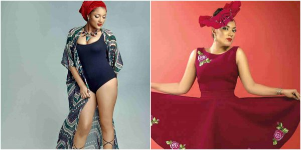 Gifty Powers reveals who her role model is and why she chose her