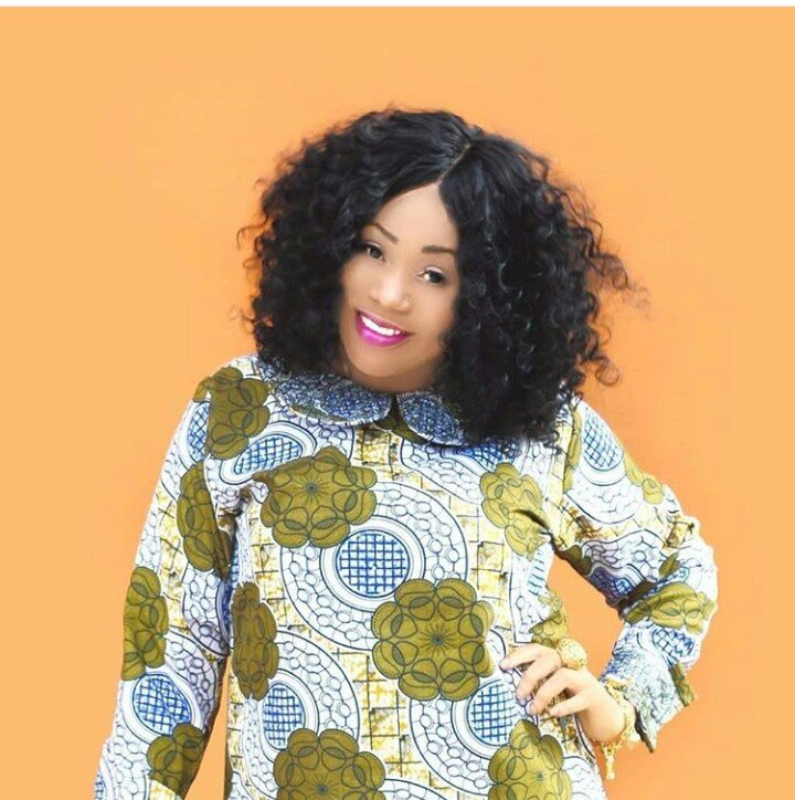 """""""Ladies, you have control over your man's manhood - Actress Maryam Charles says"""