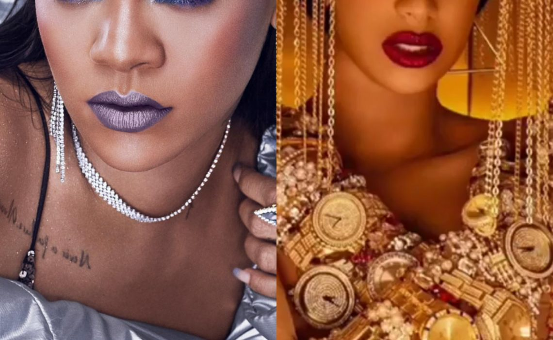 """Rihanna once called Cardi B Gold Gloves """"Most Ghetto Sh*t I've Ever Seen"""""""