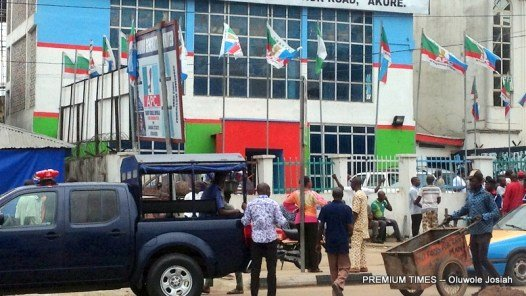 APC NWC cancels Lagos guber primary election