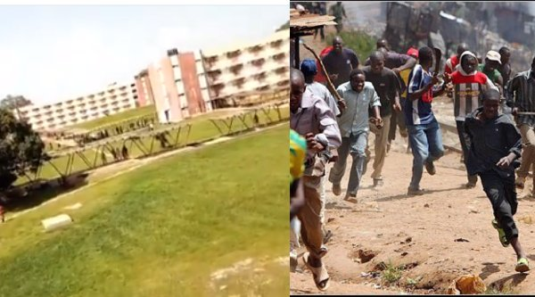 University of Jos Student murdered in cold blood, attacked by 'muslims (video)