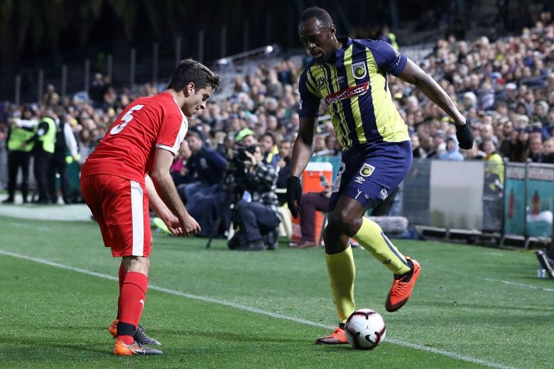 Sex affected my football and athletics performance – Usain Bolt