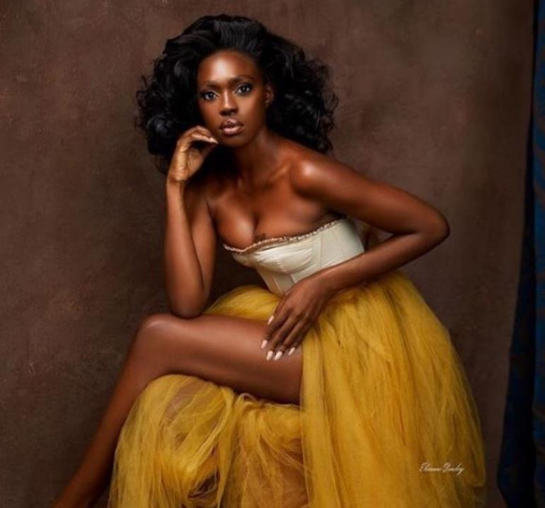Actress Beverly Osu Serves Fans Steaming Semi-nude Photos