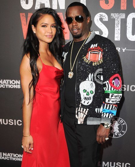 Diddy Combs and Cassie Ventura officially break up