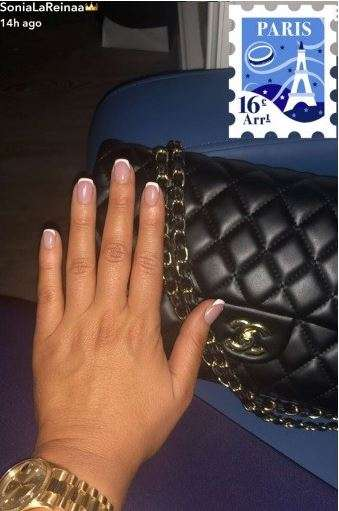 IK Ogbonna's wife confirms split with photo of ringless finger