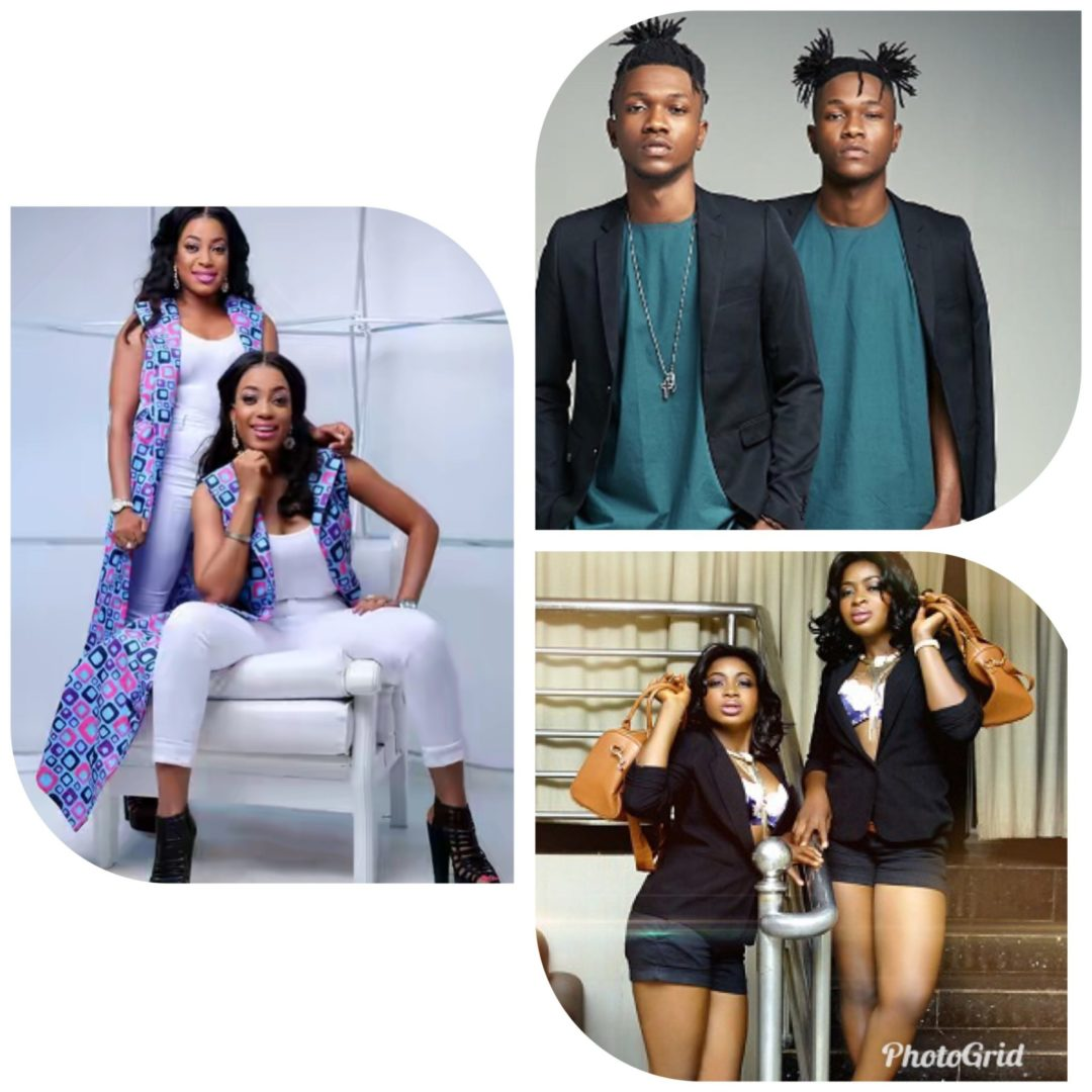 7 Famous Nigeria Celebrities Who Are Twins