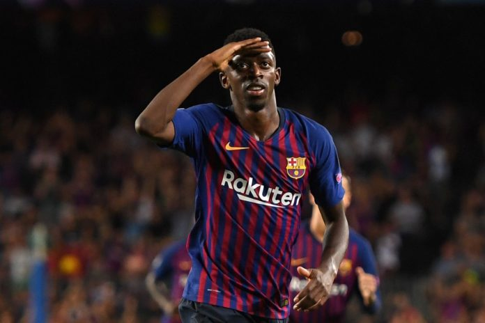 Ousmane Dembele Tenders January transfer Request away from Barcelona
