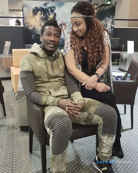 Asamoah Gyan Breaks Silence: ' I am Annulling My Marriage not Divorcing'