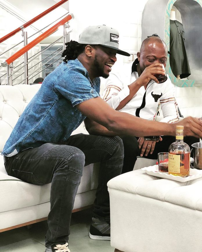 Ghanaian Musicians Are Not Smart – RudeBoy Of P-Square Fame