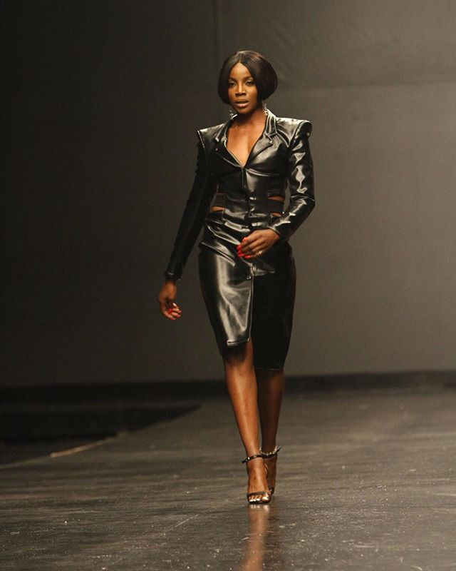 """""""My Booty Looks Great"""" - Seyi Shay Shows Her Backside"""