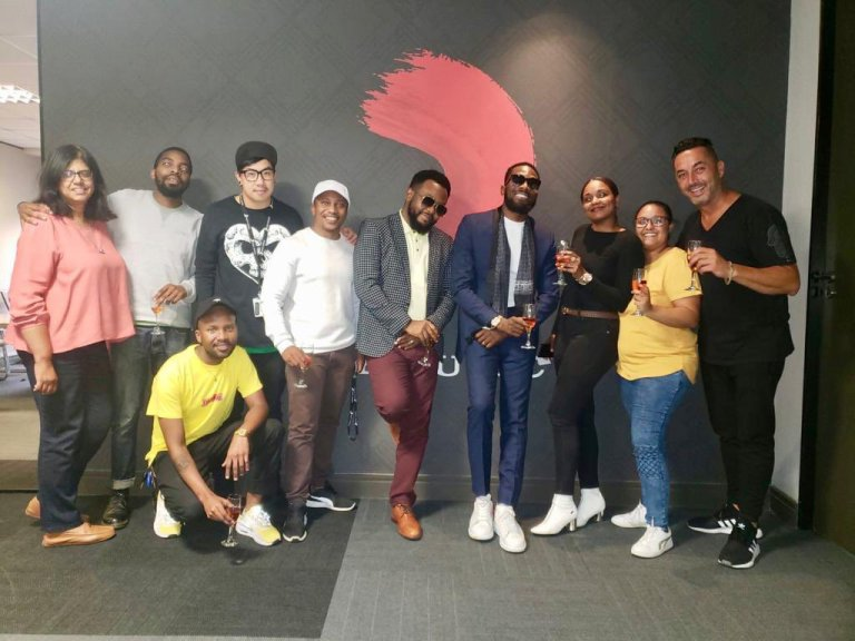 D'banj Signs Deal With Sony Music Africa