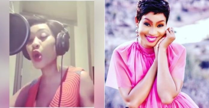 Meet The Pretty Lady Behind The Customer Care Voice On MTN (Photos/Video)