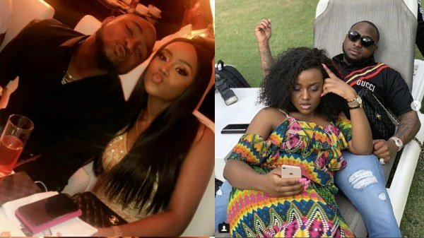How I Met Davido, My Friend Was Dating His Friend - Chioma Avril