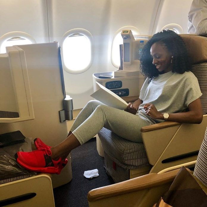 Anto Jets Out To Abu Dhabi In Style