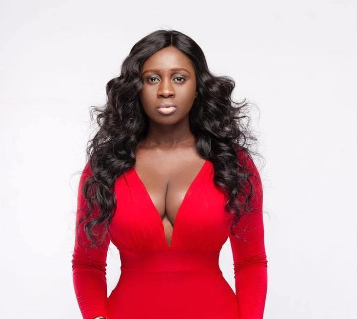 Gambian Actress Princess Shyngle reveals she is still single for this Reasons