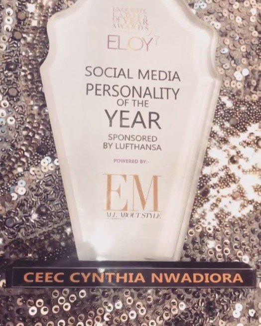 Laura Ikeji Throws Subtle Shade At Cee-c Winning Several Awards